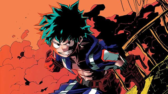 Nuevo Opening de Boku no Hero Academia