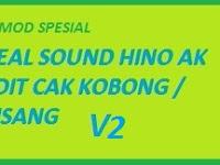 Sound Hino AK8 Pack Edit Cak Kobong