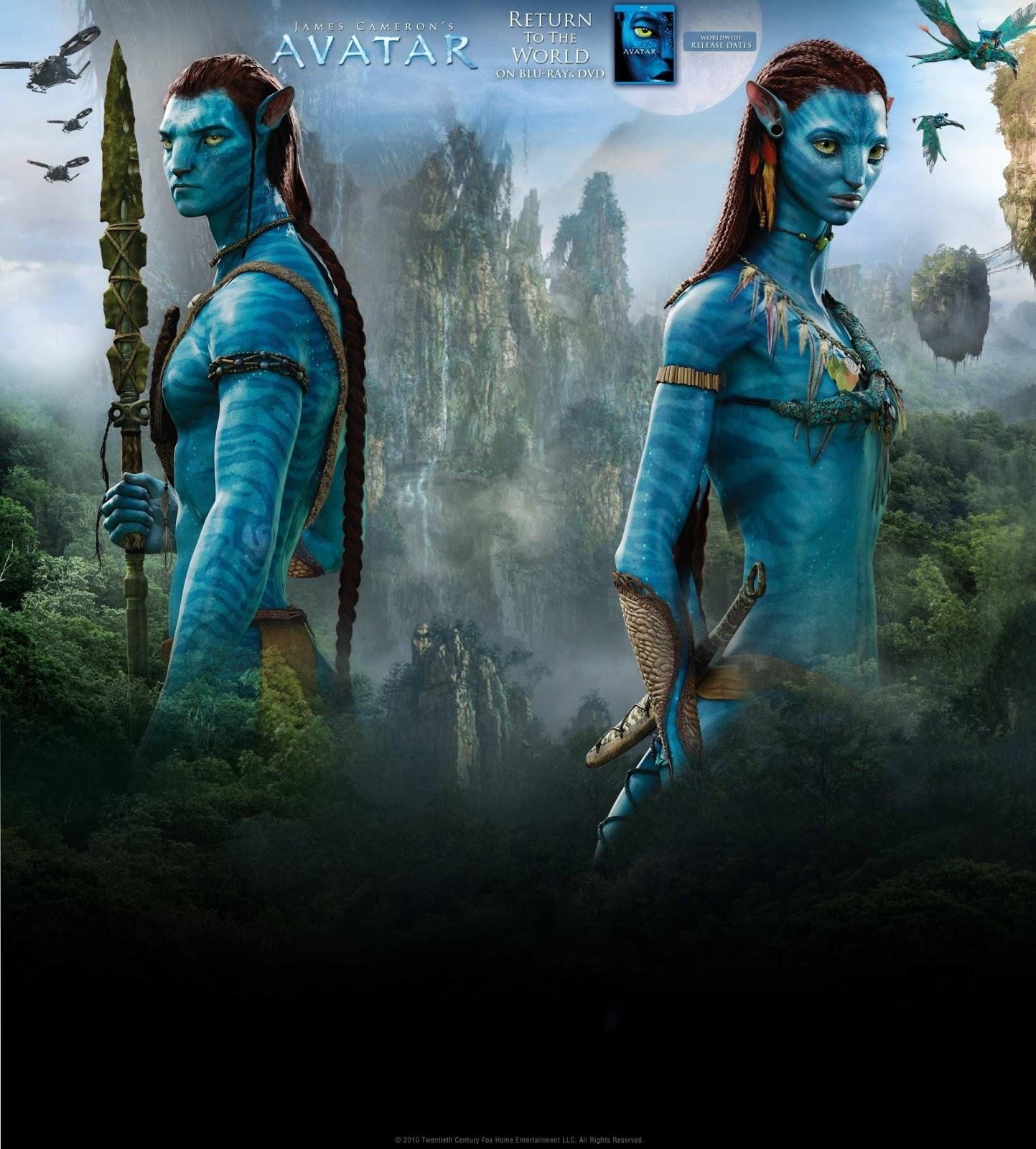 Avatar Sequel Cast: Só Torrents Softwares Games Filmes: Avatar Filme Completo