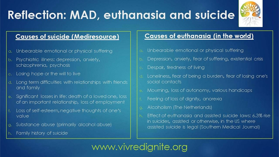 euthanasia and assisted suicide preliminary hsc Euthanasia and assisted suicide is a difficult area to navigate because, at times, it can seem very black and white life however, isn't so black and white, and there will always be unique situations, extenuating circumstances.