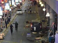 Ledakan Bom Kembali Mengguncang Turki