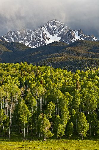 Mt. Sneffels, Colorado