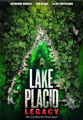 Lake Placid Legacy 2018 DVD R1 NTSC Sub