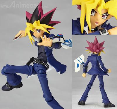 Figura Yugi Muto Vulcanlog 009 Yu-Gi-Oh! Revo