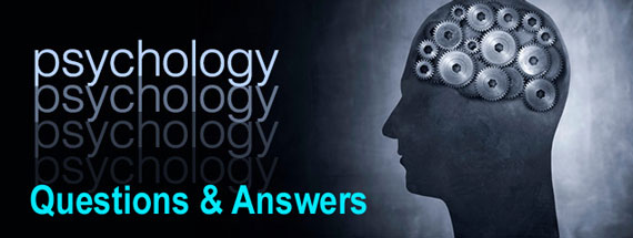 Multiple Choice Questions for Psychology with Answers