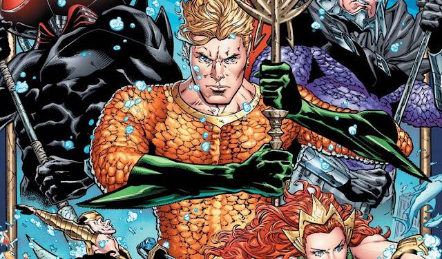 Asal-Usul Aquaman dari Masa ke Masa