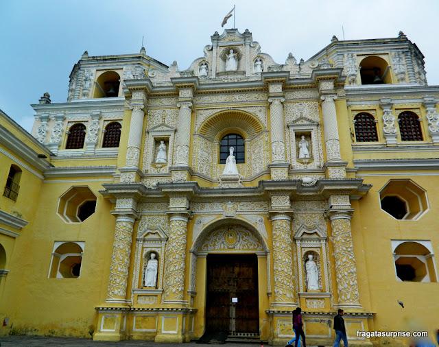 Igreja e Convento de la Merced, Antigua Guatemala