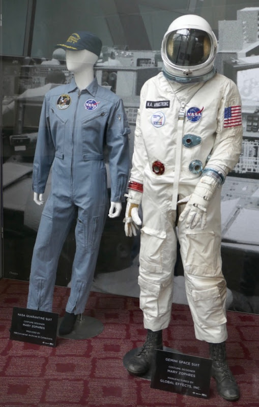 First Man film costumes