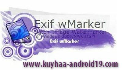 EXIF WMaRKER 2.0.2 FINAL