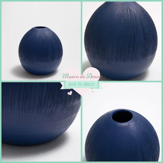 Jarrones Azules para Decorar tu Casa-Zara Home-By Ana Oval-1