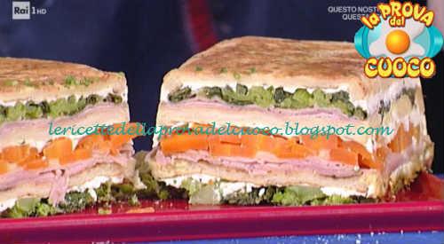 Prova del cuoco - Ingredienti e procedimento della ricetta Sformato di verdure multicolor di Andrea Mainardi