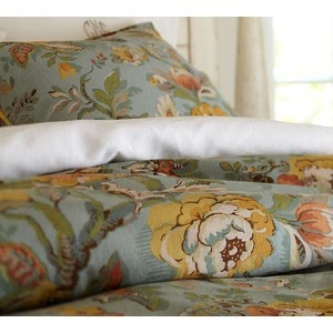 Trying In Pittsburgh Pottery Barn Vanessa Bedding