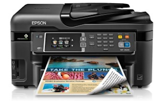 Epson WF-3620 Driver Windows, Mac Download
