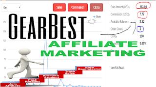 gearbest affiliate
