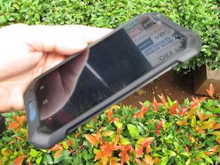 LCD Touchscreen Hape Outdoor Blackview BV6000 Baru Original