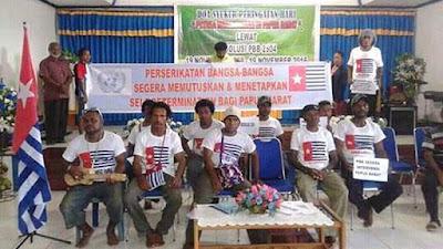 NRFPB dan WPNA dukung penuh putusan MSG untuk tetapkan status Papua