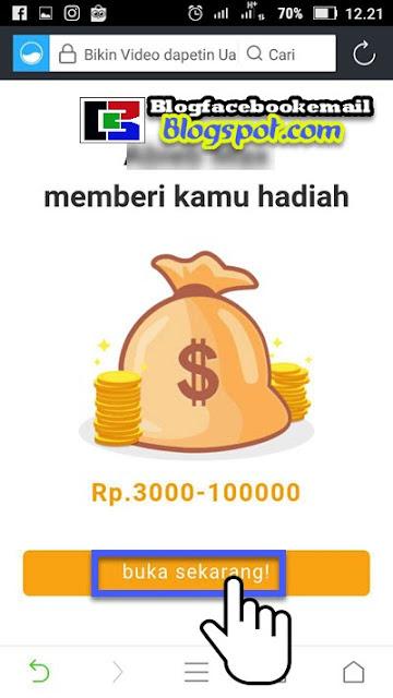 cara mendapatkan uang lewat aplikasi android