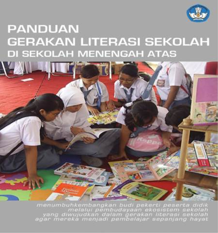 Gerakan Literasi Sekolah SMA Pdf