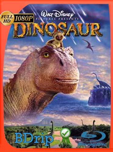 Dinosaurio (2000) Latino HD BDRip 1080P [GoogleDrive] SilvestreHD