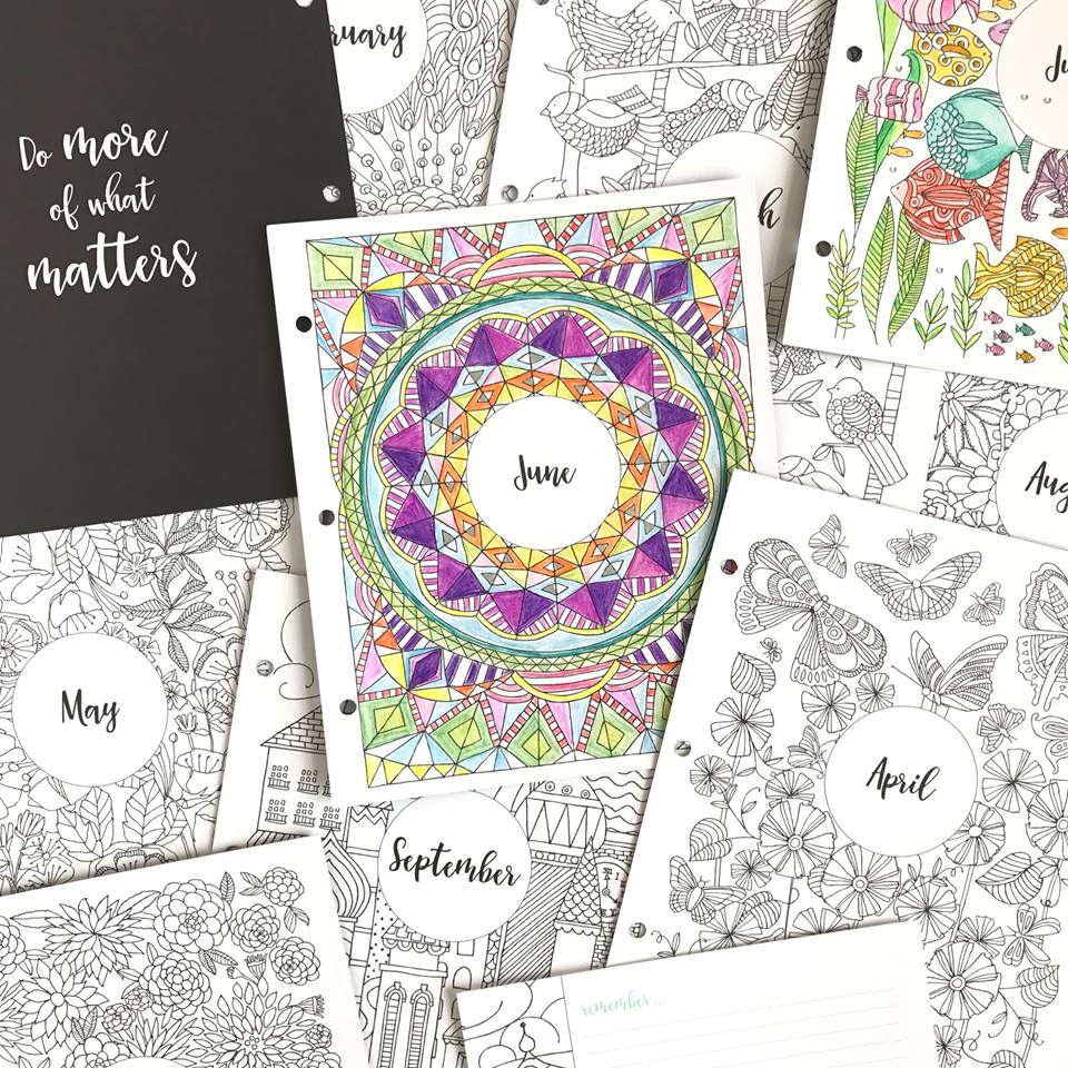 ... Creative Corner: Planners Gotta Plan - 2017 Planners are HERE