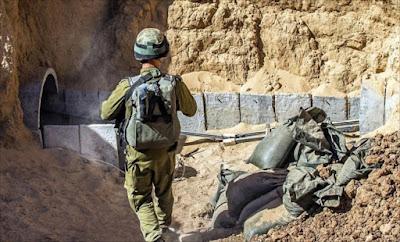 Israel Menargetkan Setiap Lokasi Hamas di Jalur Gaza