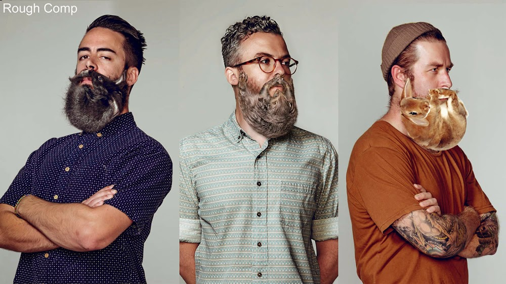 Furry Animal Beards