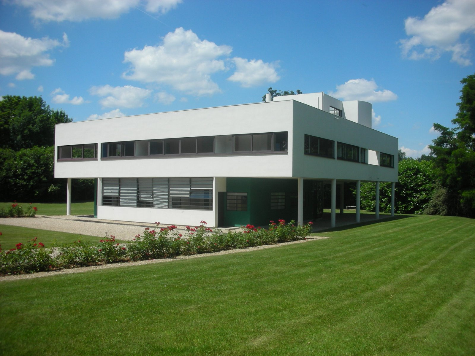PhiloBioDesign Corbusiers Villa Savoye