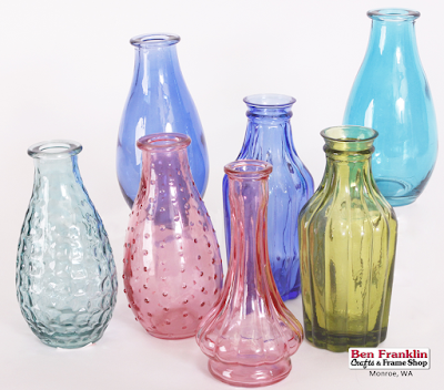 Mini Glass Vases