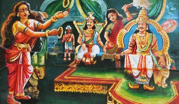 Attukal-Amma-Kannagi-Image