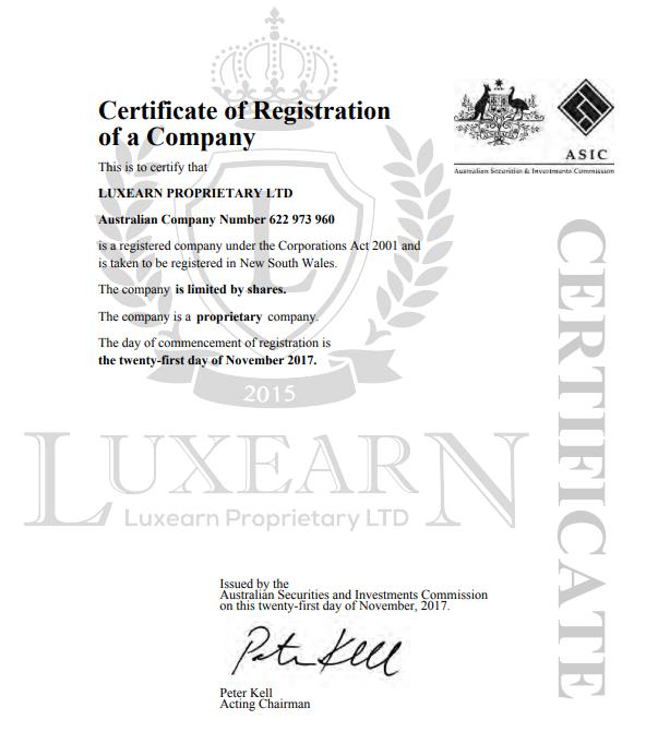 luxearn.com отзывы