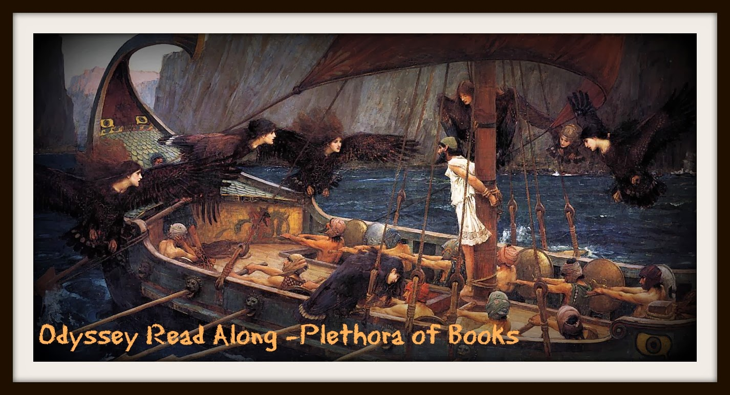 The Odyssey Read-Along