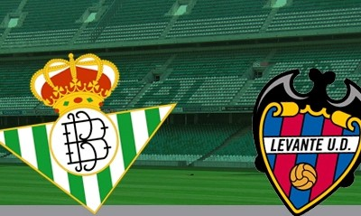 Levante vs Real Betis - Highlights & Full Match