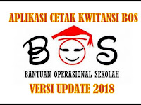 Aplikasi Cetak Kwitansi BOS Otomatis Versi 2018