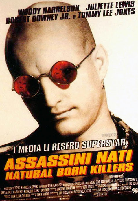 Natural Born Killers - Assassini nati - http://clipcinema.blogspot.it