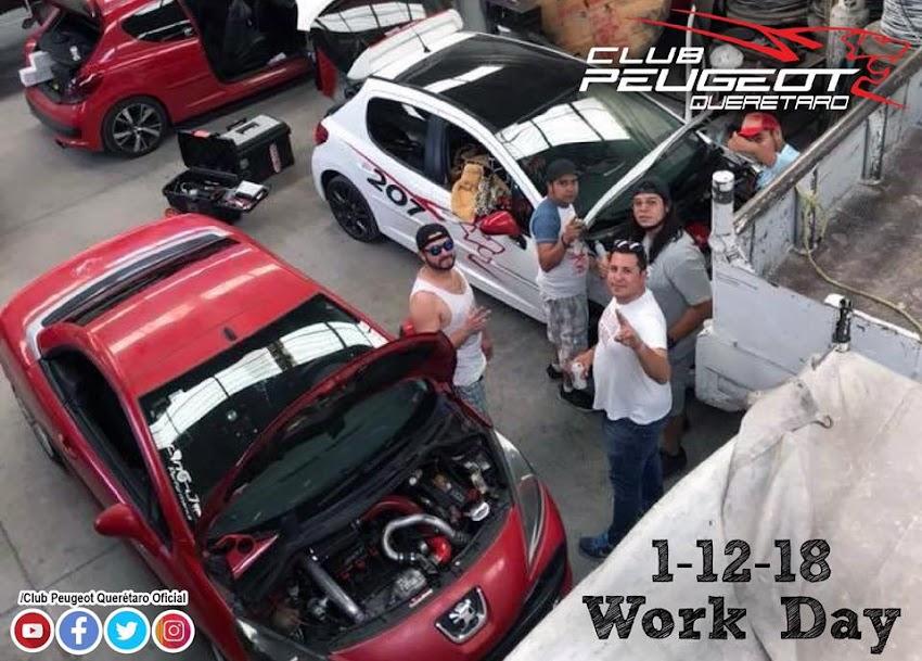 Work Day Club Peugeot Queretaro