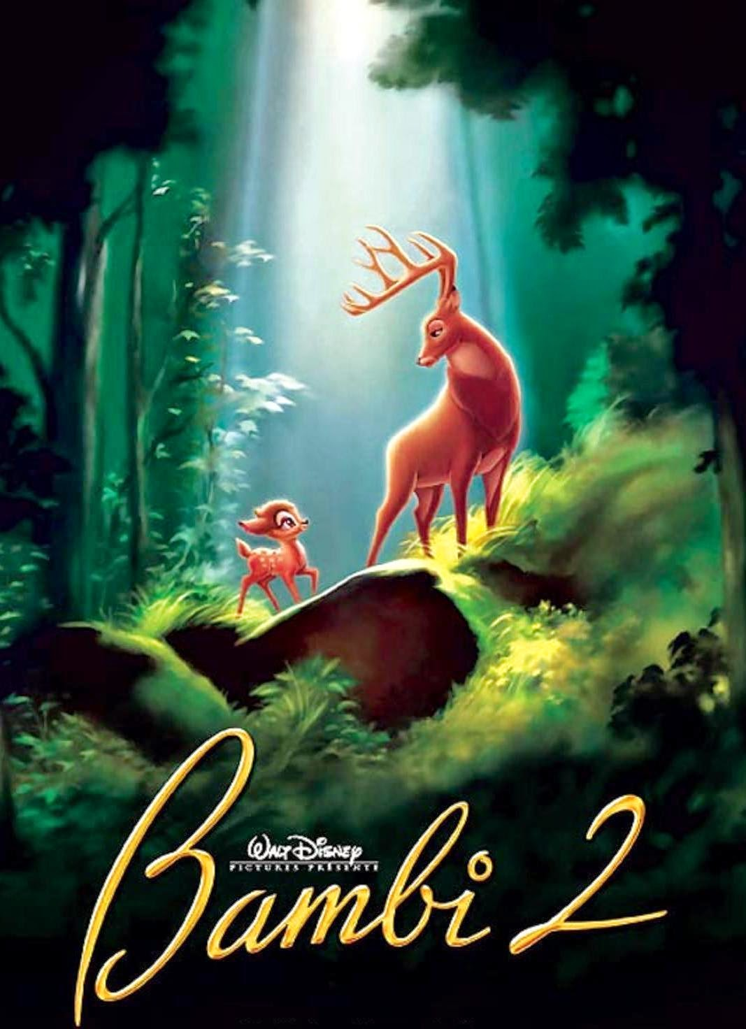 Watch Bambi 2 (2006) Online For Free Full Movie English ...
