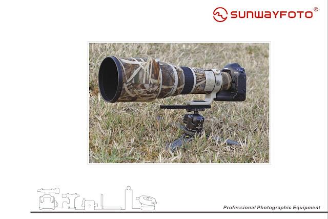 Sunwayfoto 2012 catalogue front page