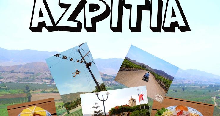 AZPITIA: ENTRE LA AVENTURA Y LA GASTRONOMÍA