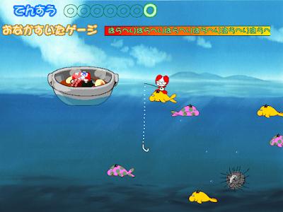 貓咪釣魚樂(Oden Todo Fish),把魚釣起來放進火鍋的釣魚遊戲!