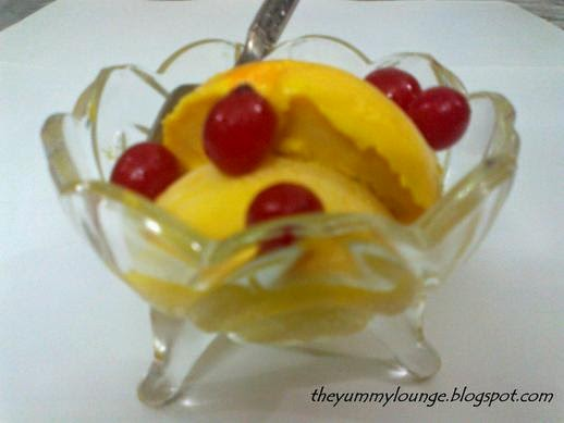 How to Make Homemade Mango Ice Cream Recipe