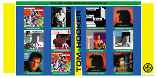 TOM HOOKER - The 12'' Collection 1984-1988 [LTD-CD-018]