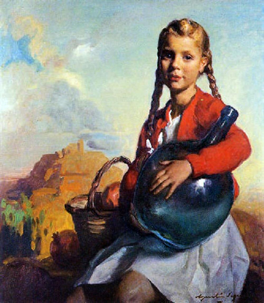 Agustín Segura Iglesias, Maestros españoles del Retrato, Pintores españoles