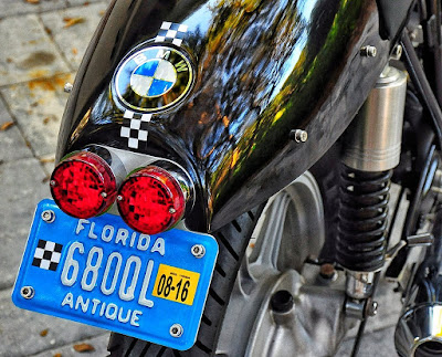 Cafe Racer at Florida