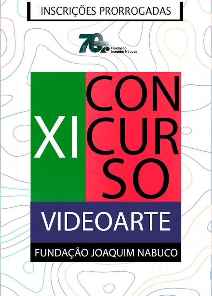 Concurso de Videoarte da Fundaj prorroga inscrições até o dia 30 de novembro