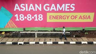 Di Asian Games 2018, Cabang Layar Targetkan Dua Emas
