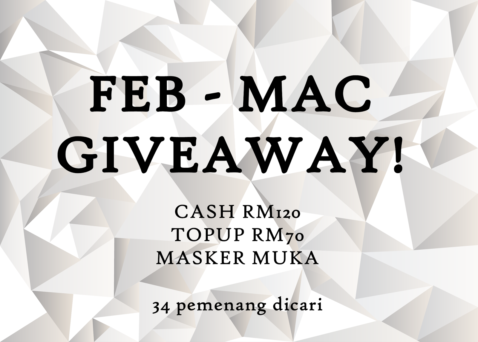 FEB-MAC GIVEAWAY!