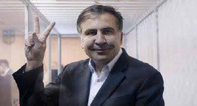 Саакашвили выпущен на свободу