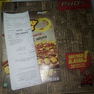 CARA ORDER PIZZA HUT SECARA ONLINE / ORDER PHD