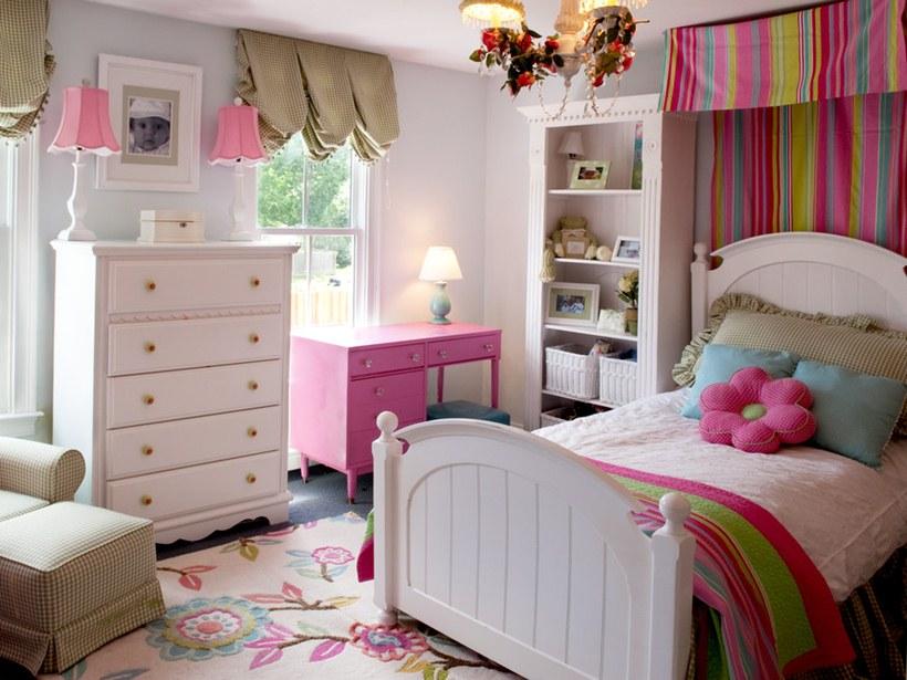 Desain Kamar Minimalis Perempuan