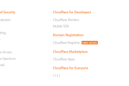 Cloudflare Ikut Ramaikan Persaingan Domain Registrar
